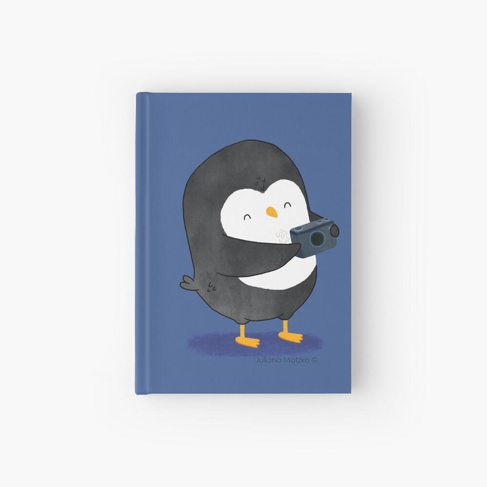 Photographer Penguin Hardcover Journal