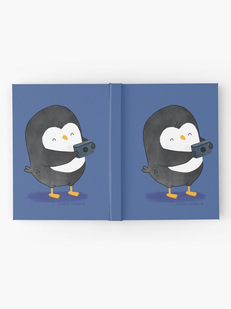 Alternate view of Photographer Penguin Hardcover Journal