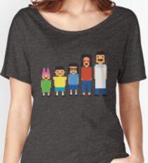 8-Bit Burgers Women's Relaxed Fit T-Shirt