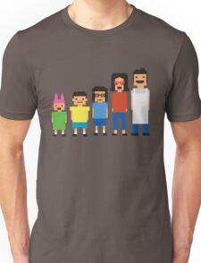 8-Bit Burgers Unisex T-Shirt