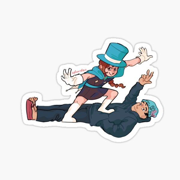 rencontrer les wrights [apollo justice: ace procureur] Sticker