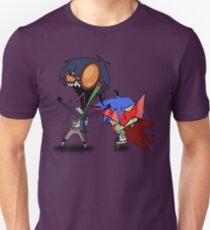 Invader Zim / Gurren Lagann T-Shirt