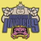 Dimension X Invaders  by monsterfink
