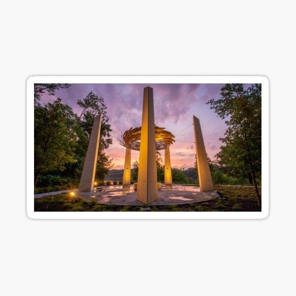 Fallen Five Memorial (Chattanooga, TN) Sticker