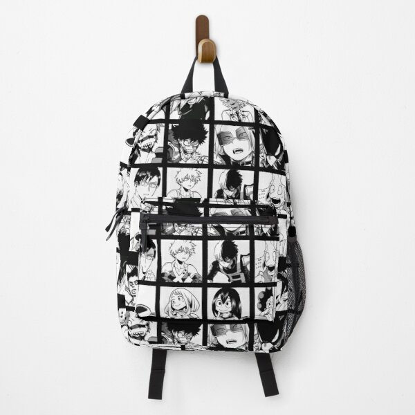 My Hero Academia Manga Design Backpack