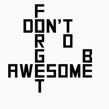 DFTBA T-shirt by syrensymphony