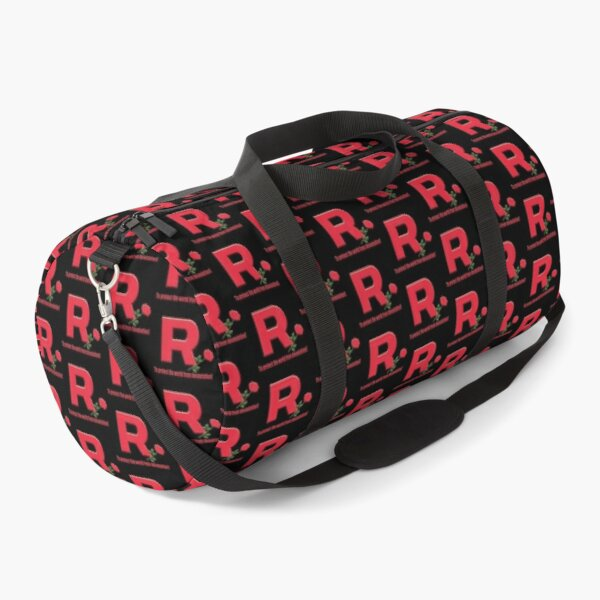 Team Rocket Logo Duffle Bag