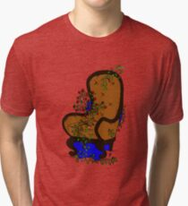 LivingChair Tri-blend T-Shirt