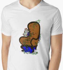 LivingChair Men's V-Neck T-Shirt