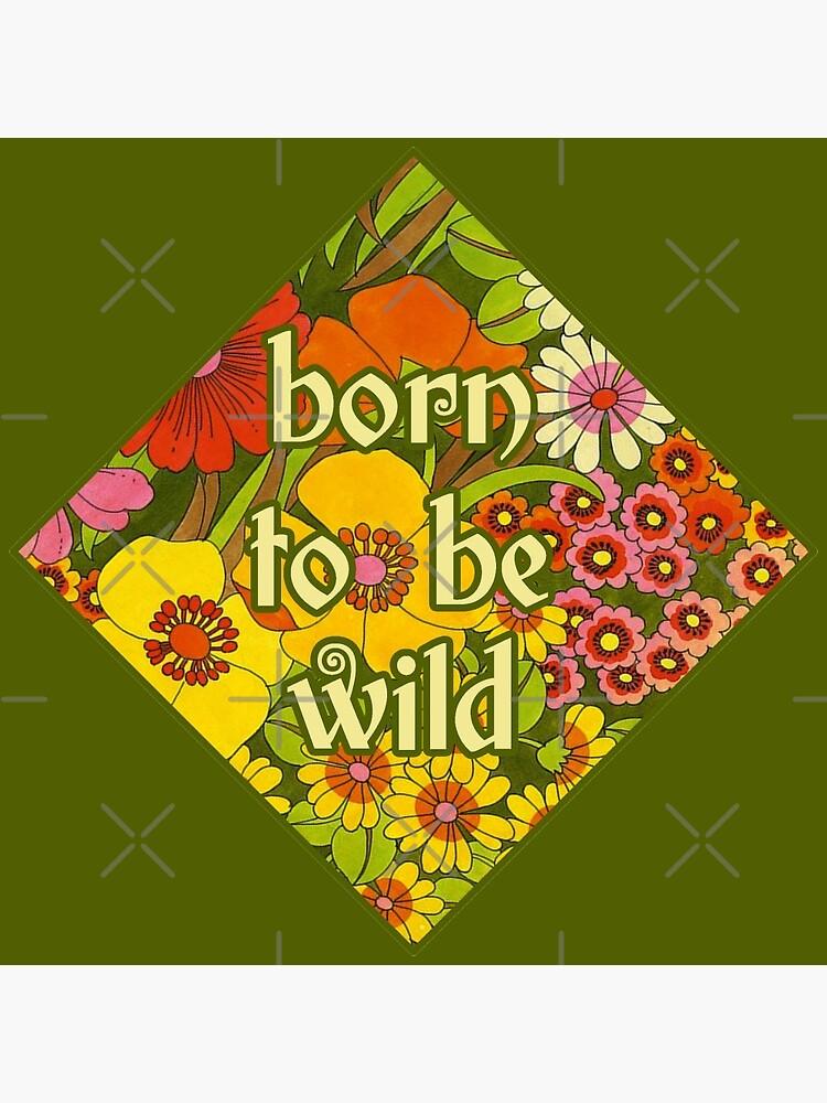Born To Be Wild by thegreenclock