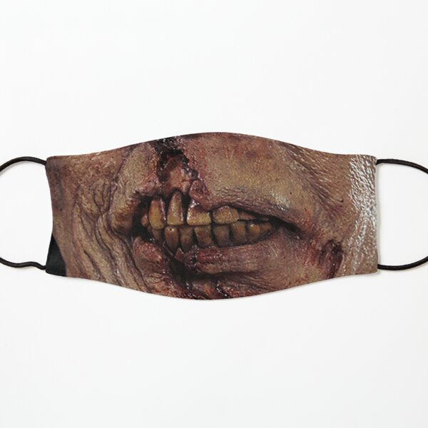 Zombie Face Kids Mask