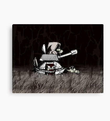 Apocalypse - War VRS2 Canvas Print