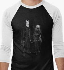 Death Grips The Money Store Baseball ¾ Sleeve T-Shirt