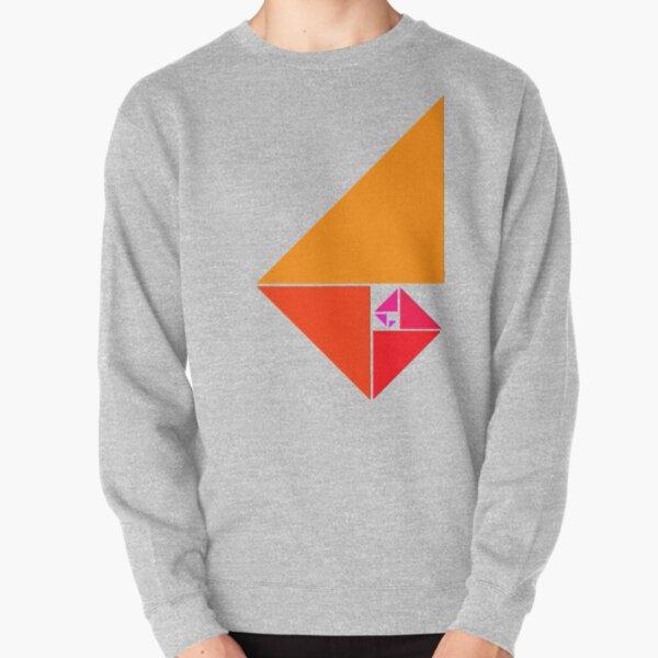 Golden ratio Pullover Sweatshirt
