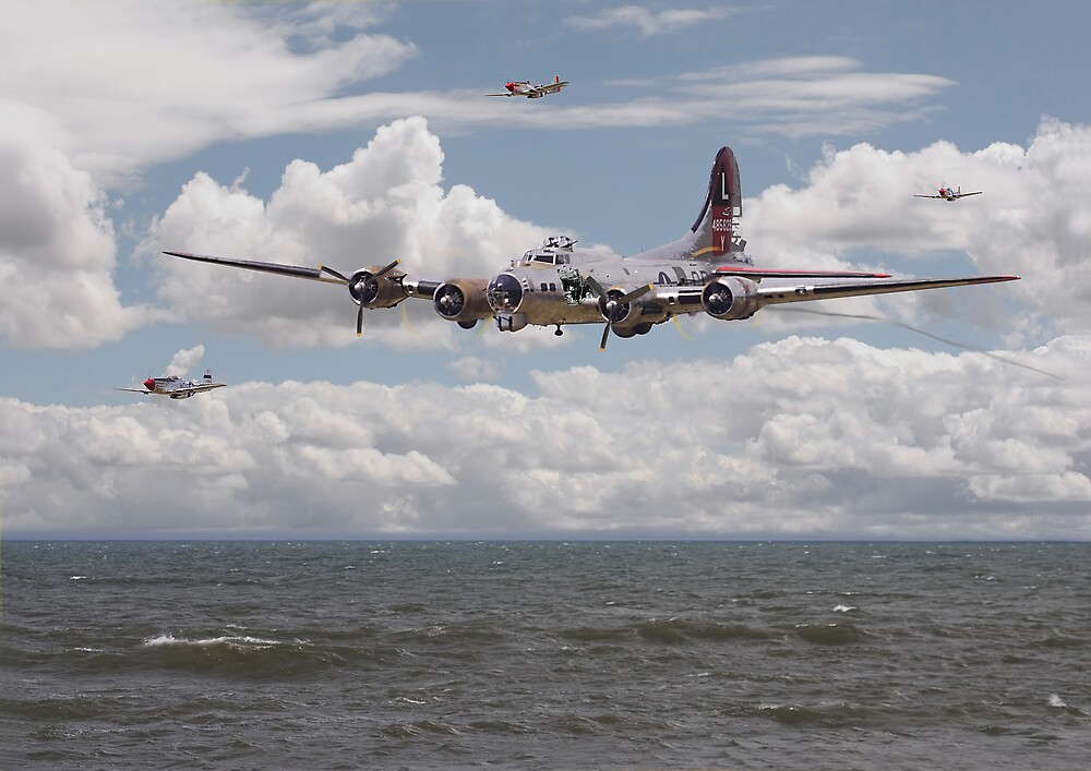 B17 - The Hardest Mile by Pat Speirs