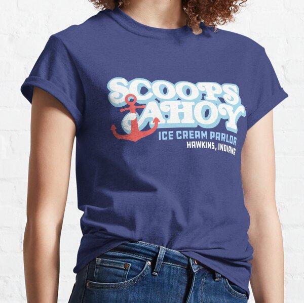 Scoops ahoy ice cream Classic T-Shirt