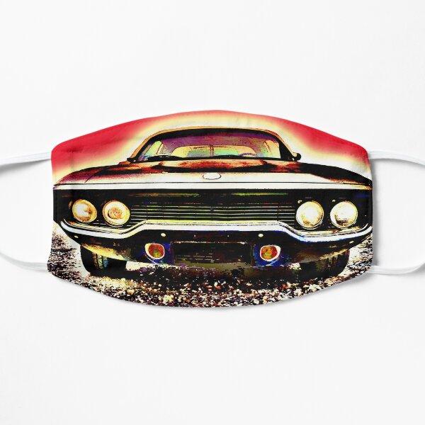 Muscle Car 40 Flat Mask
