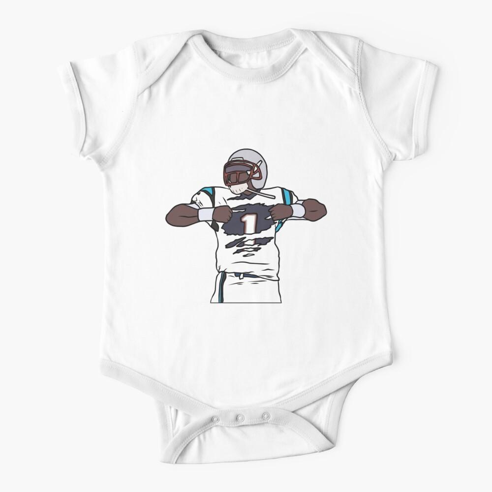 Cam Newton Patriots Baby One-Piece
