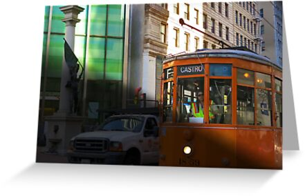Castro Line by David Denny