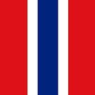 Thailand Flag by pjwuebker