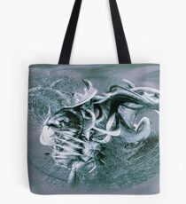 GHASTLY THINGS Tote Bag