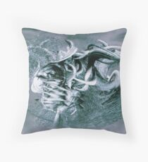 GHASTLY THINGS Throw Pillow