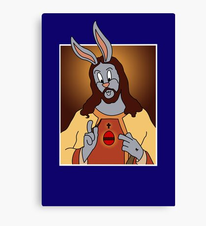 The True Meaning of Easter Canvas Print
