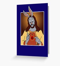 The True Meaning of Easter Greeting Card