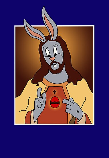 The True Meaning of Easter by Placeholder Tees