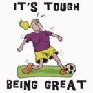Funny Women 's Soccer by SportsT-Shirts