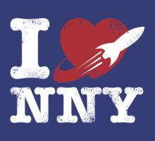 I <3 New New York | Unisex T-Shirt