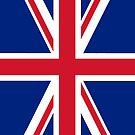 United Kingdom Flag by pjwuebker