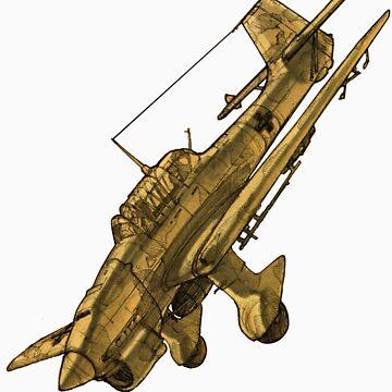 Stuka JU-87 by HK887