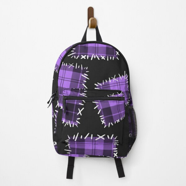 Virgil's Hoodie Patches Backpack