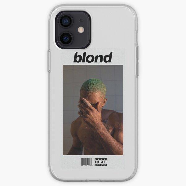 Frank Ocean Blond Album iPhone Soft Case