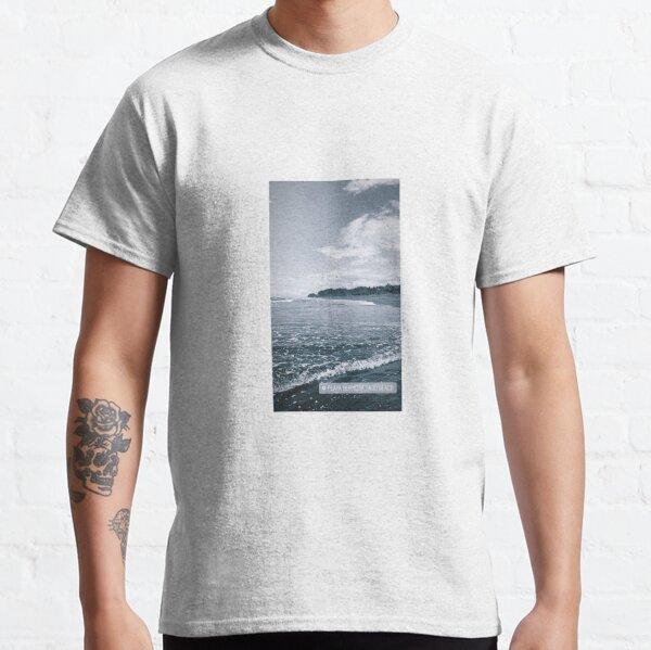 Hermosa Beach Costa Rica Classic T-Shirt
