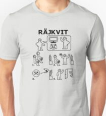 Rajkvit Unisex T-Shirt