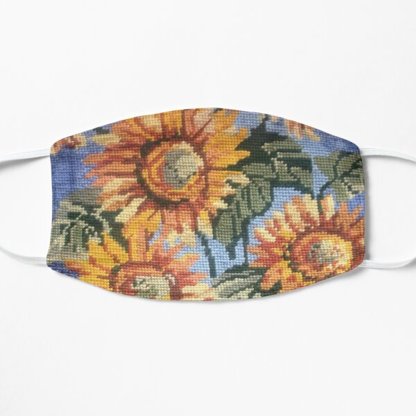 Sunflower Bouqet Mask