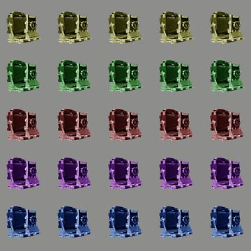 Camera Color Design by AlanGrube