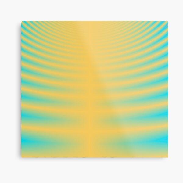Sunwater Metal Print