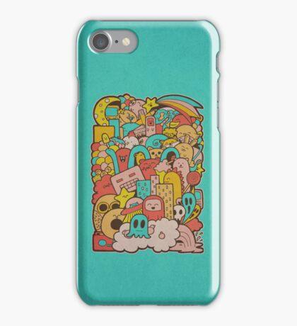Doodleicious iPhone Case/Skin