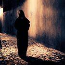 Monk by Michal Tokarczuk