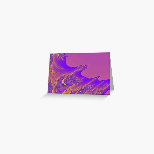Phoenicious Greeting Card
