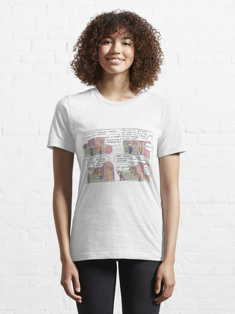 Alternate view of Welcome To Australia Essential T-Shirt