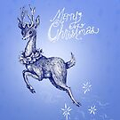 Dasher Deer by Brett Manning