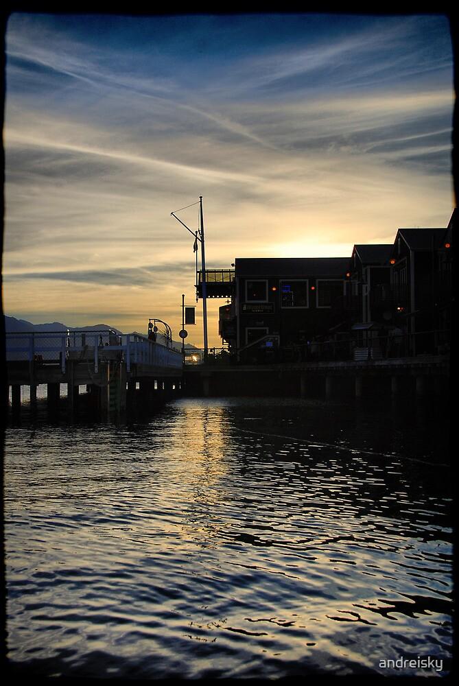 Queenstown Bay by andreisky