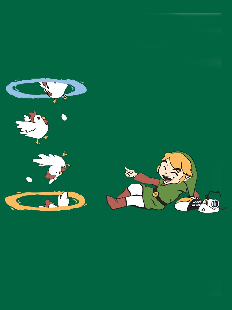 Zelda and Portals | Unisex T-Shirt