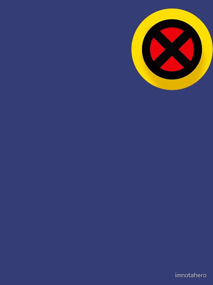X-Logo | Unisex T-Shirt