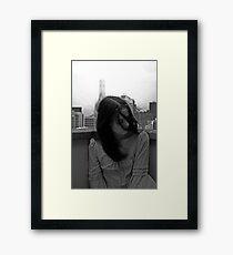 Feminin[c]ity - Hong Kong Framed Print
