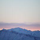Winter Sunset by NinaJoan